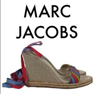 👑 MARC JACOBS WEDGES 💯AUTHENTIC